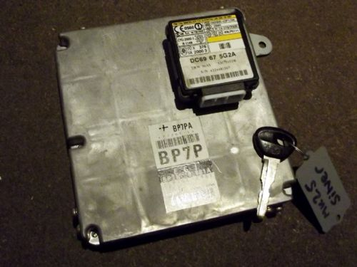 ECU, BP7P, with Immobiliser set, Mazda MX-5 mk2.5 1.8